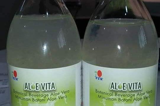 ؟DXN Aloe Vitaما هي الفوائد الصحية لشرب عصير